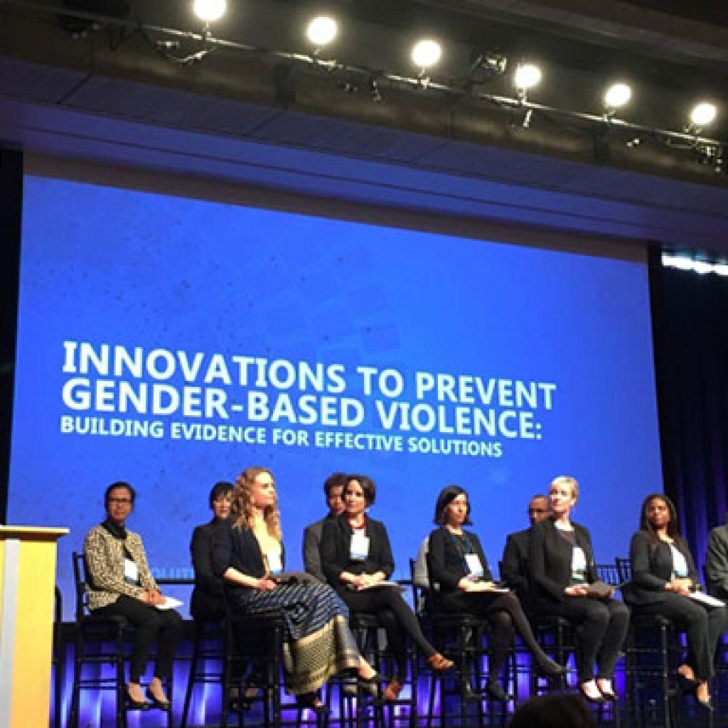 World Bank Group, SVRI Give Awards for Innovations to Prevent Gender-Based Violence