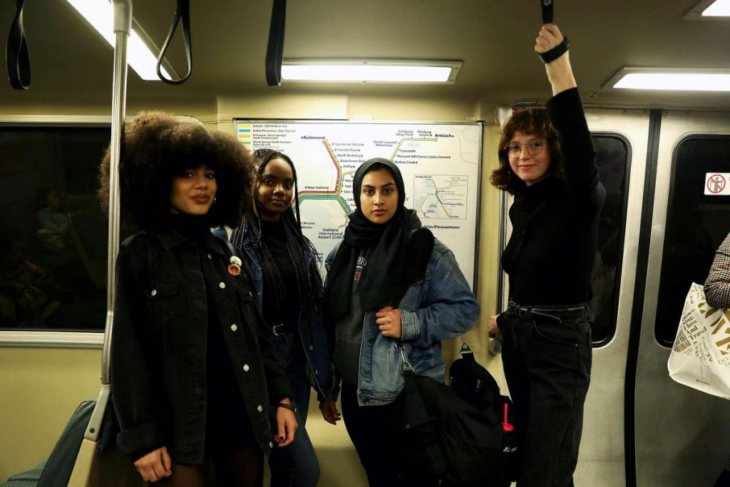 'I was scared for my safety': Harassment, threats, violence follow women onto public transit